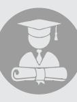 Icon eines Studiums