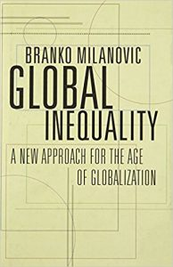 Global Inequality | Buchcover