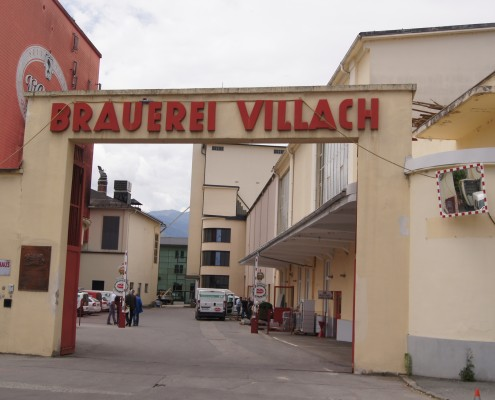 Alumni Business Tour: zu Besuch bei der Villacher Brauerei | Foto: aau/KK