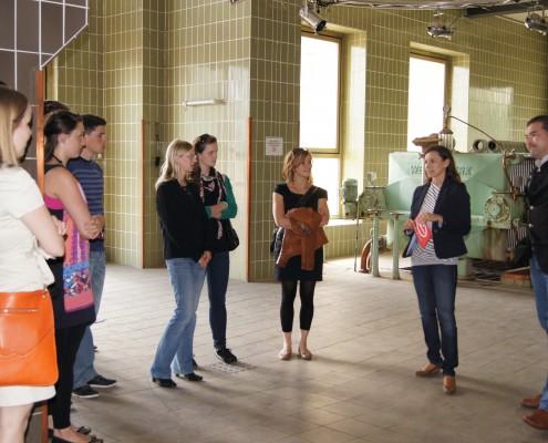Alumni Business Tour zur Villacher Brauerei: Einblicke hinter die Kulissen | Foto: aau/KK