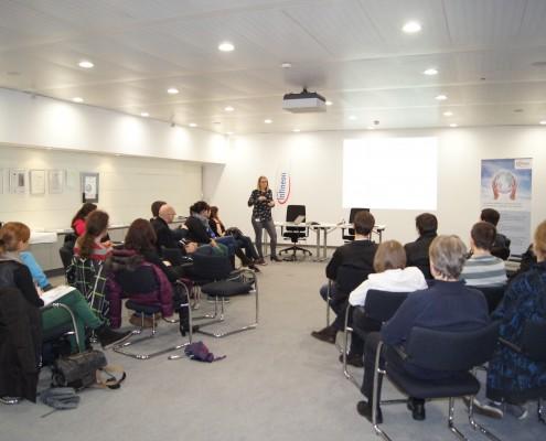 Alumni Business Tour zu Infineon Austria AG: Karriereinfos   Foto: aau/KK