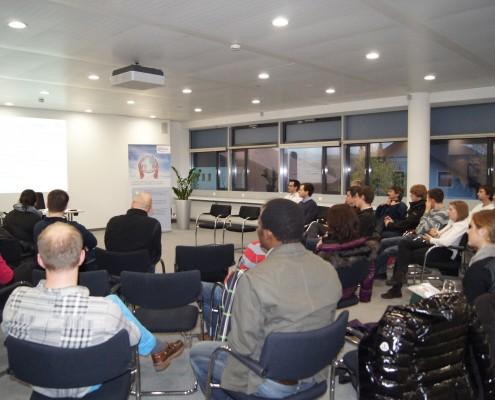 Alumni Business Tour zu Infineon Austria AG: interessante Einblicke   Foto: aau/KK