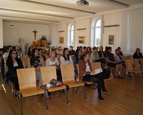 Alumni Business Tour zur Diakonie de La Tour: die TeilnehmerInnen | Foto: aau/KK