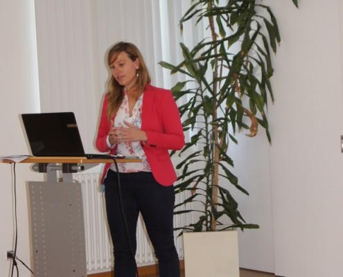 Alumni Business Tour zur Diakonie de La Tour: Susanne Harringer gibt Einblicke in Karrieremöglichkeiten | Foto: aau/KK