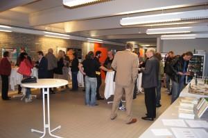 Zahlreiche Gäste erschienen zur Buchpräsentation | Foto: aau/KK