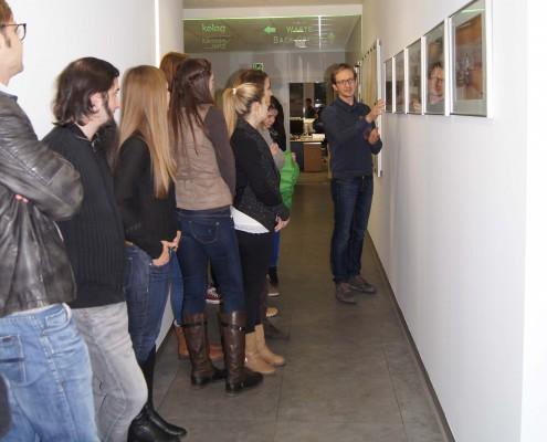 Alumni Business Tour zur Kelag: Blick hinter die Kulissen | Foto: aau/KK