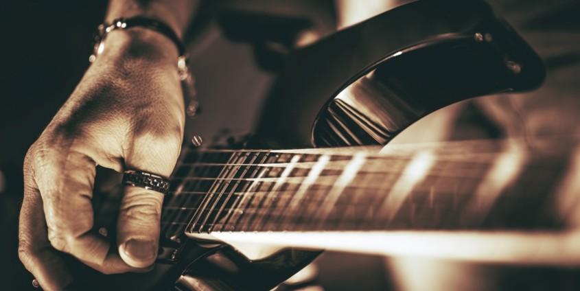 Gitarre | Foto: Tomasz Zajdar/Fotolia.com