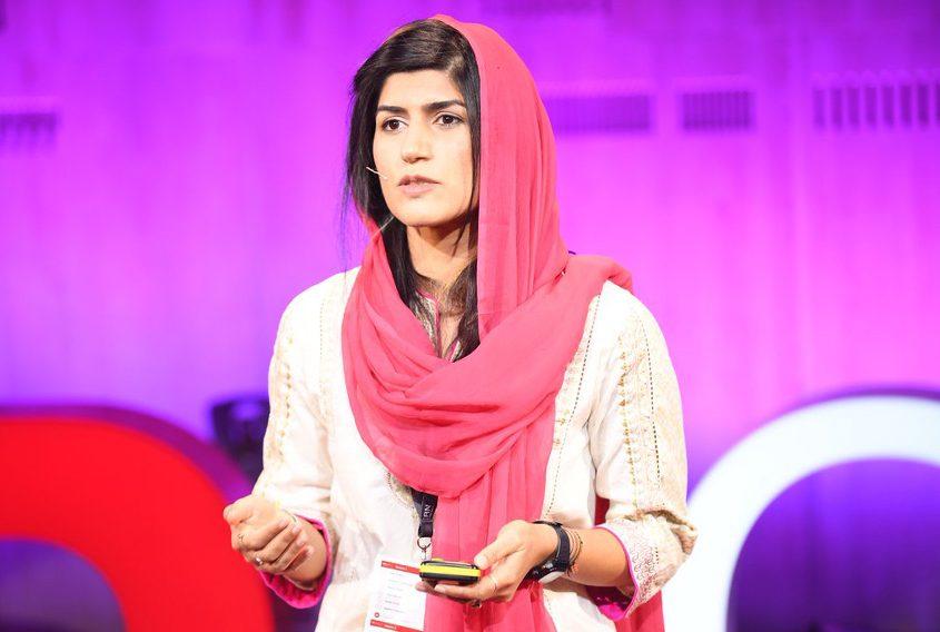 Samira Hayat | Foto: CERN