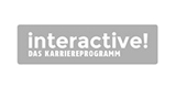 Logo interactive! Das Karriereprogramm