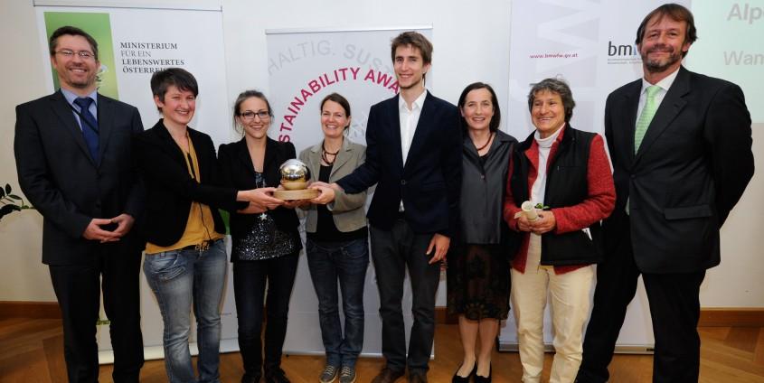 Sustainability Award 2014 | Foto: Gunter Pusch/HBF
