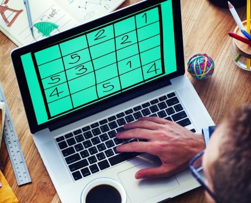 Sudoku | Foto: rawpixel/Fotolia.com