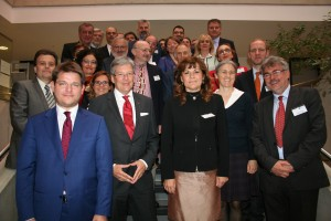 Die Alpen-Adria-Rektorenkonferenz tagte in Klagenfurt (Foto: Sparouz)