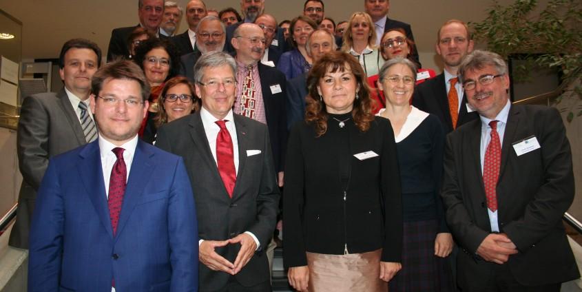 Die Alpen-Adria-Rektorenkonferenz tagte in Klagenfurt