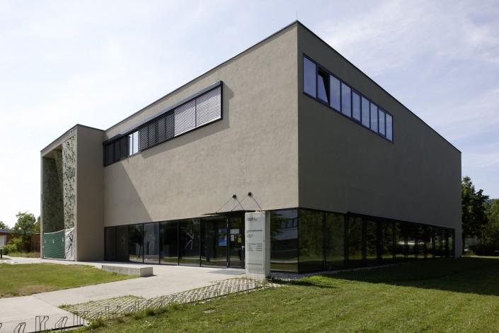 Universitätssportinstitut | Foto aau/Johannes Puch