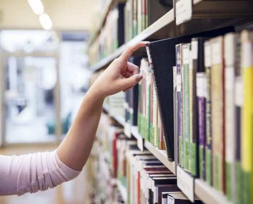 AAU Bibliothek | Foto: aau/tinefoto.com
