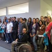 Alumni Business Tour zur Stadtwerke Klagenfurt Gruppe | Foto: aau/KK