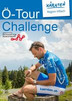 "Die Smartphone-App ""Ö-Tour Challenge Kärnten"""