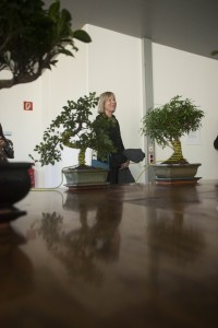 Baum, Mensch, Klang, Kunst | Live-Performance mit Christina Kubisch