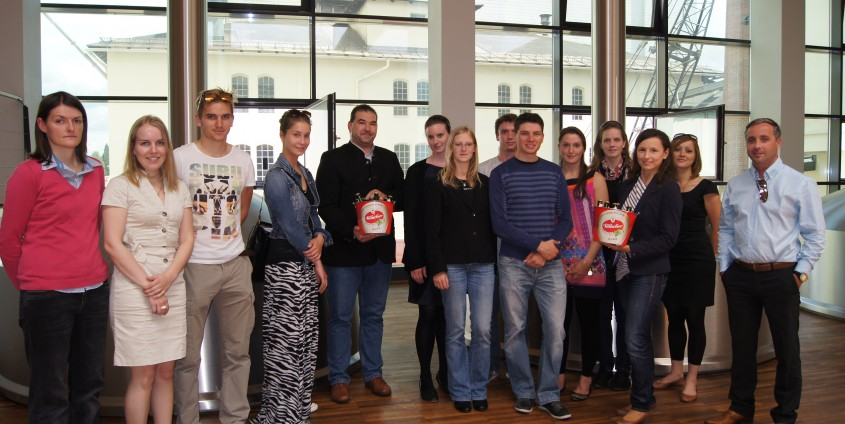 Alumni Business Tour zur Villacher Brauerei | Foto: aau/KK