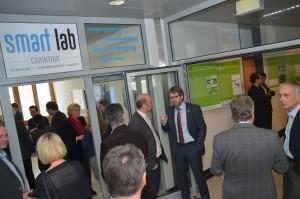 Smart Lab Carinthia Eröffnung an der AAU   Foto: aau/Marinelli