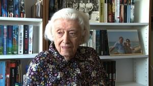"Grete Stern (Filmausschnitt ""Aspangbahnhof 1941"")"
