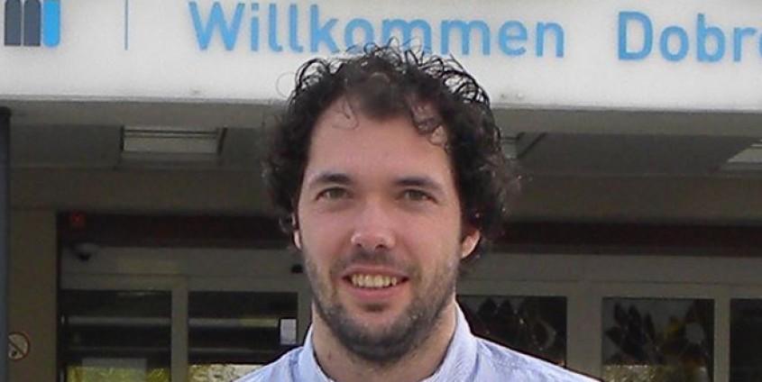 Philipp Hungerländer   Foto: aau/KK