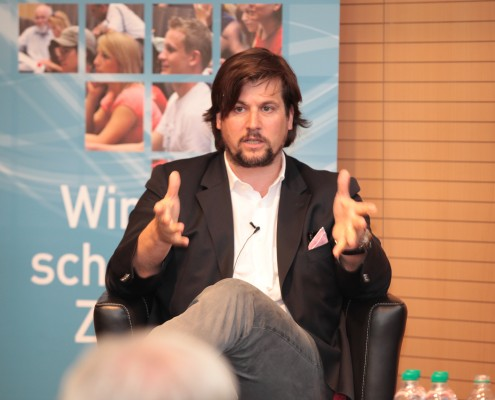Christoph Kulterer, Präsident der Industriellenvereinigung Kärnten | Foto: aau/Hoi