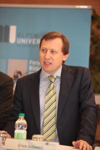Dekan Univ.-Prof. Dr. Erich Schwarz, Fakultät für Wirtschaftswissenschaften der AAU | Foto: aau/Hoi