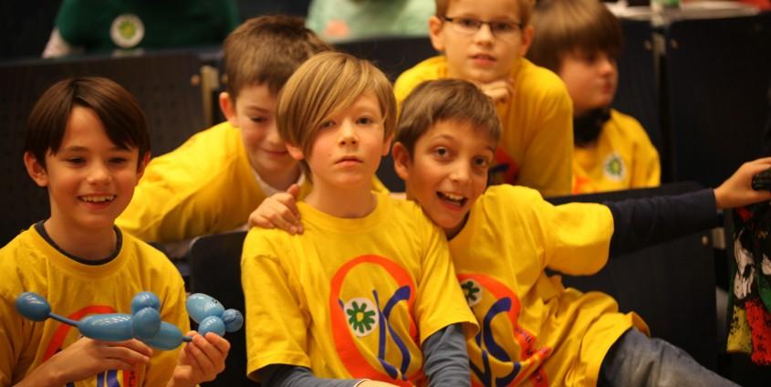 600 junge ForscherInnen besuchten die AAU | Foto: aau/Hoi