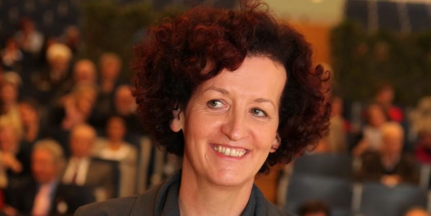 Ehrendoktorin Maja Haderlap | Foto: aau/Hoi