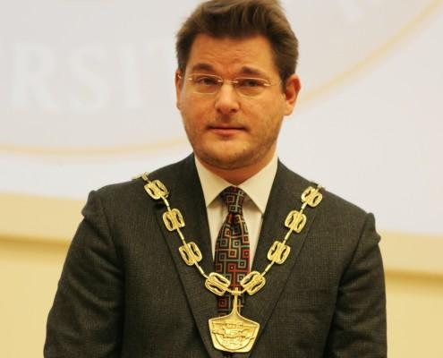 Rektor Oliver Vitouch   Foto: aau/Hoi