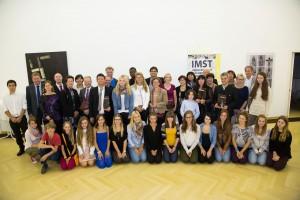 Die GewinnerInnen des IMST-Awards 2013 | Foto: aau/KK
