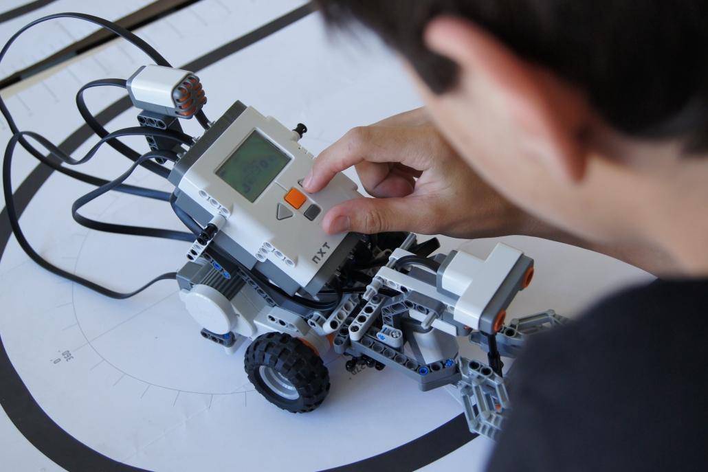 Roboter im Einsatz | Foto: aau/KK