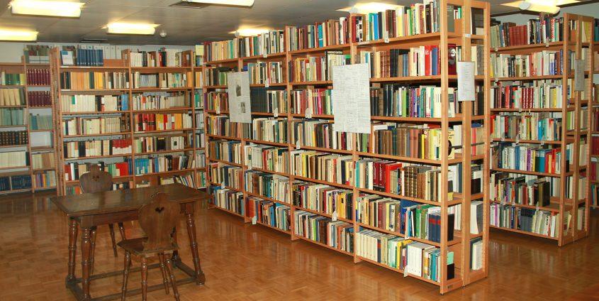 Karl Popper Sammlung der Universitätsbibliothek | Foto: aau/ubk