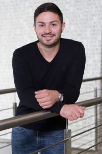 ÖH-Vorsitzender Moritz Maerkel | Foto: aau/ÖH Klagenfurt