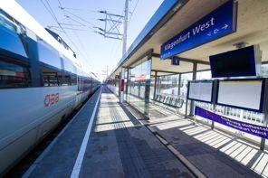 Eröffnung der neuen ÖBB Station Klagenfurt West | Foto: LPD/fritzpress