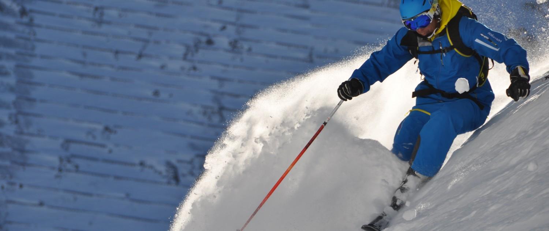 Alpen-Adria-Universität Universitätssportinstitut Skitour Arlberg |Foto: aau/usi