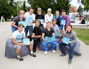 "Studierende im Programm ""Spitzensport & Studium"", Foto: © QSpicutres"