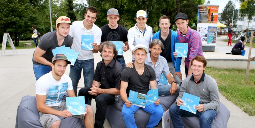 "Studierende im Programm ""Spitzensport & Studium"" | Foto: QSpicutres"