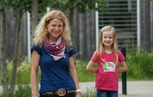 Michaela Schicho und ihre Tochter Isabell