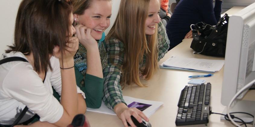 Technik LIVE for Girls | Foto: aau/KK