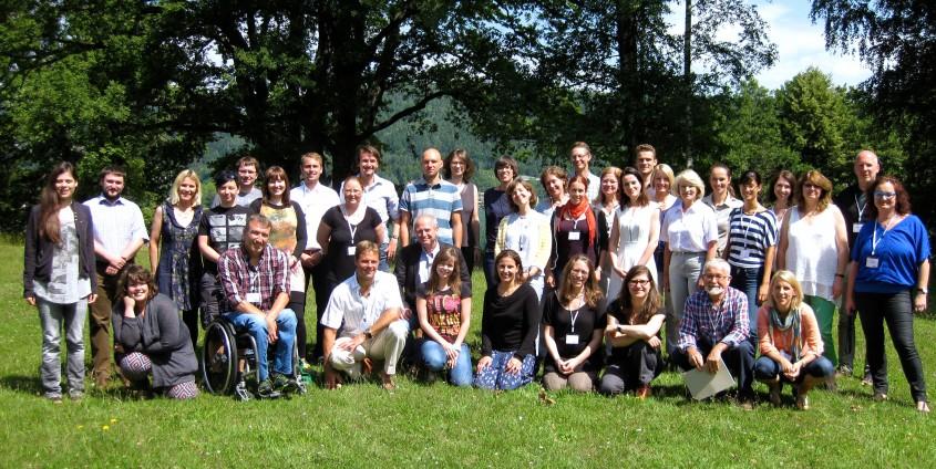 Teilnehmerinnen und Teilnehmer des Workshop QIA2014 | Foto: aau/KK