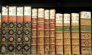 Sondersammlung der Universitätsbibliothek, Foto: Andrea Bem