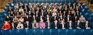 Mitglieder der Fakultät für Wirtschaftswissenschaften | Foto: aau/Neumüller