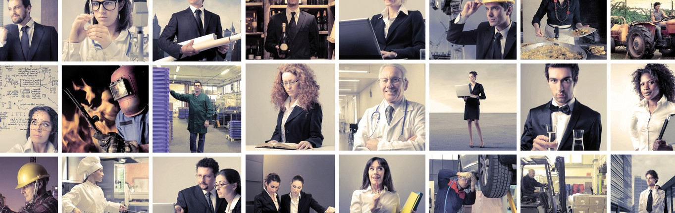 Verschiedene Berufe_Alumni Business Tour | Foto: olly/Fotolia.com