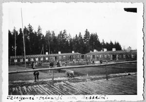 Lager Hesselberg | Foto: Archiv des slowenischen wissenschaftlichen Instituts, ASZI