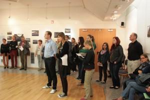 Besuch der Ausstellung| KEIN ENTRINNEN