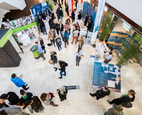 Veranstaltung connect an der Universität Klagenfurt