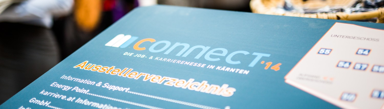 connect Ausstellerverzeichnis | Foto: aau/Waschnig