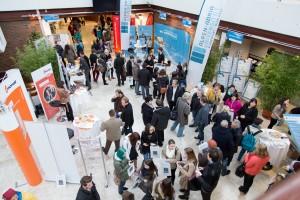 connect 2014: Der Schlüssel für die berufliche Zukunft (Foto: aau/Waschnig)